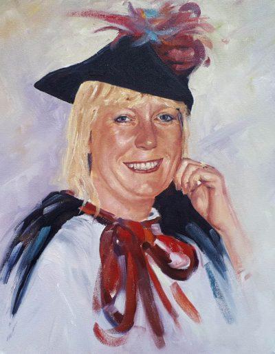 Alyson May - Mhairi Portrait