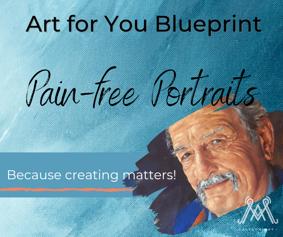 Pain-free Portraits Online Course