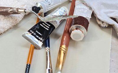 Know your oil paints…