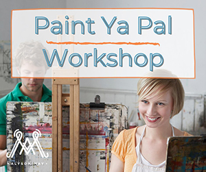 Paint Ya Pal Portraits