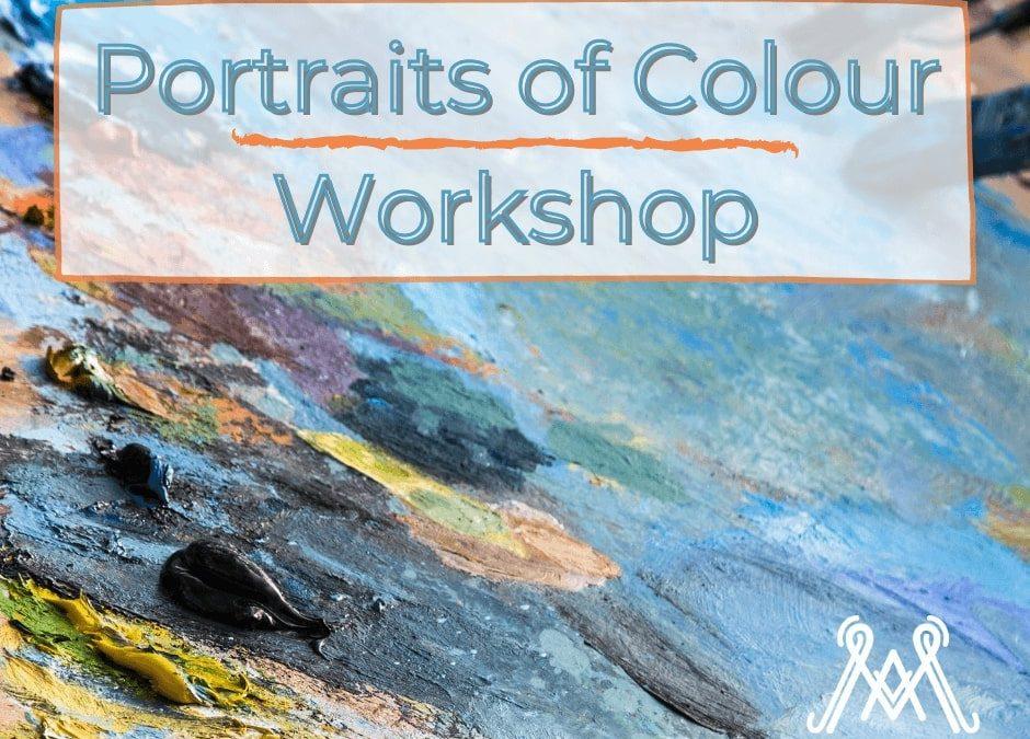 Portraits of Colour