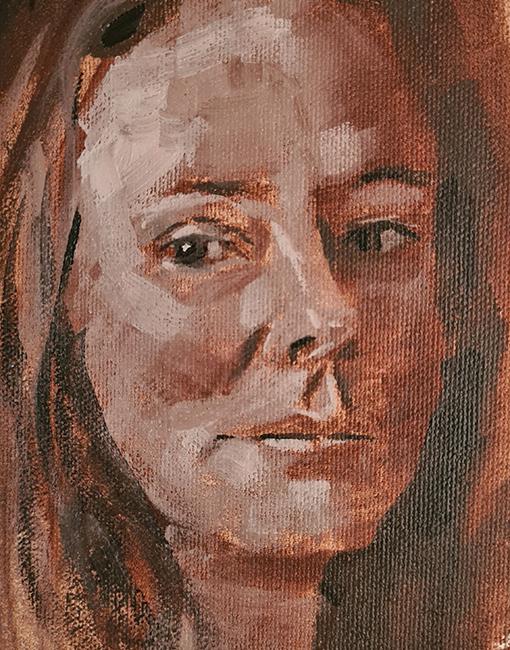 Sepia Portrait Study